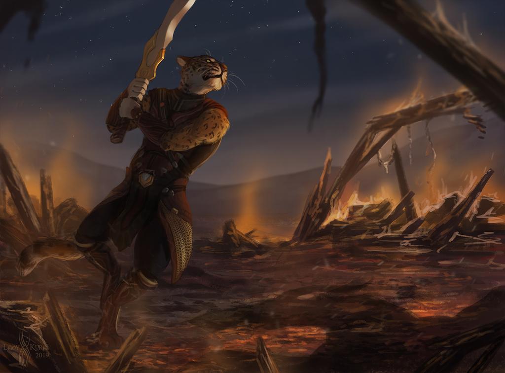 Arath in Battle!