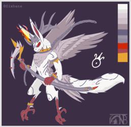 Creature Exchange: February 2015 (Sixbane)