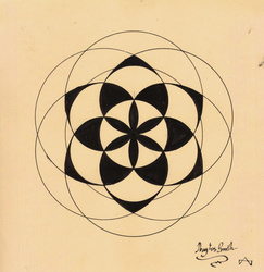 The seed to the flower of life.