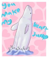 Beluga Valentine