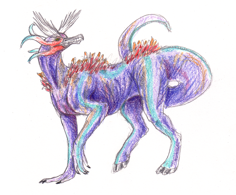 Strange Beast
