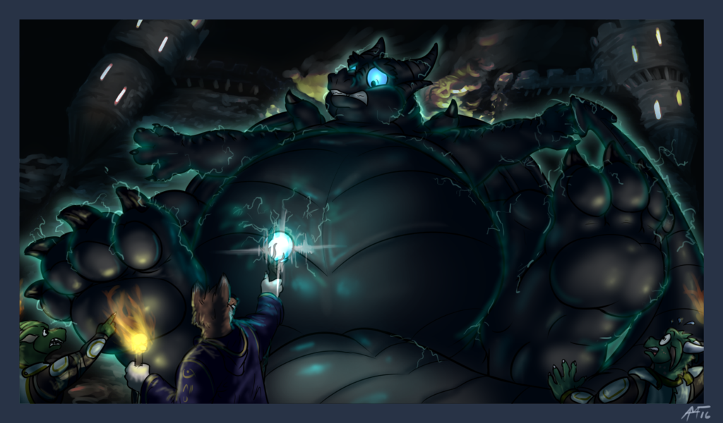 Spellbound Consequences -Comm-