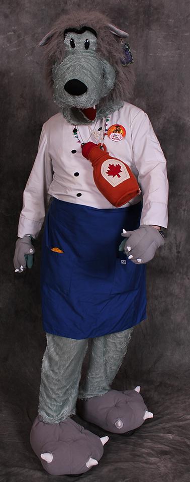 Bahn The Wolf Chef