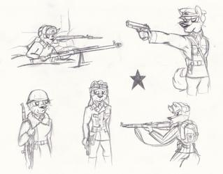 Soviet Sketches
