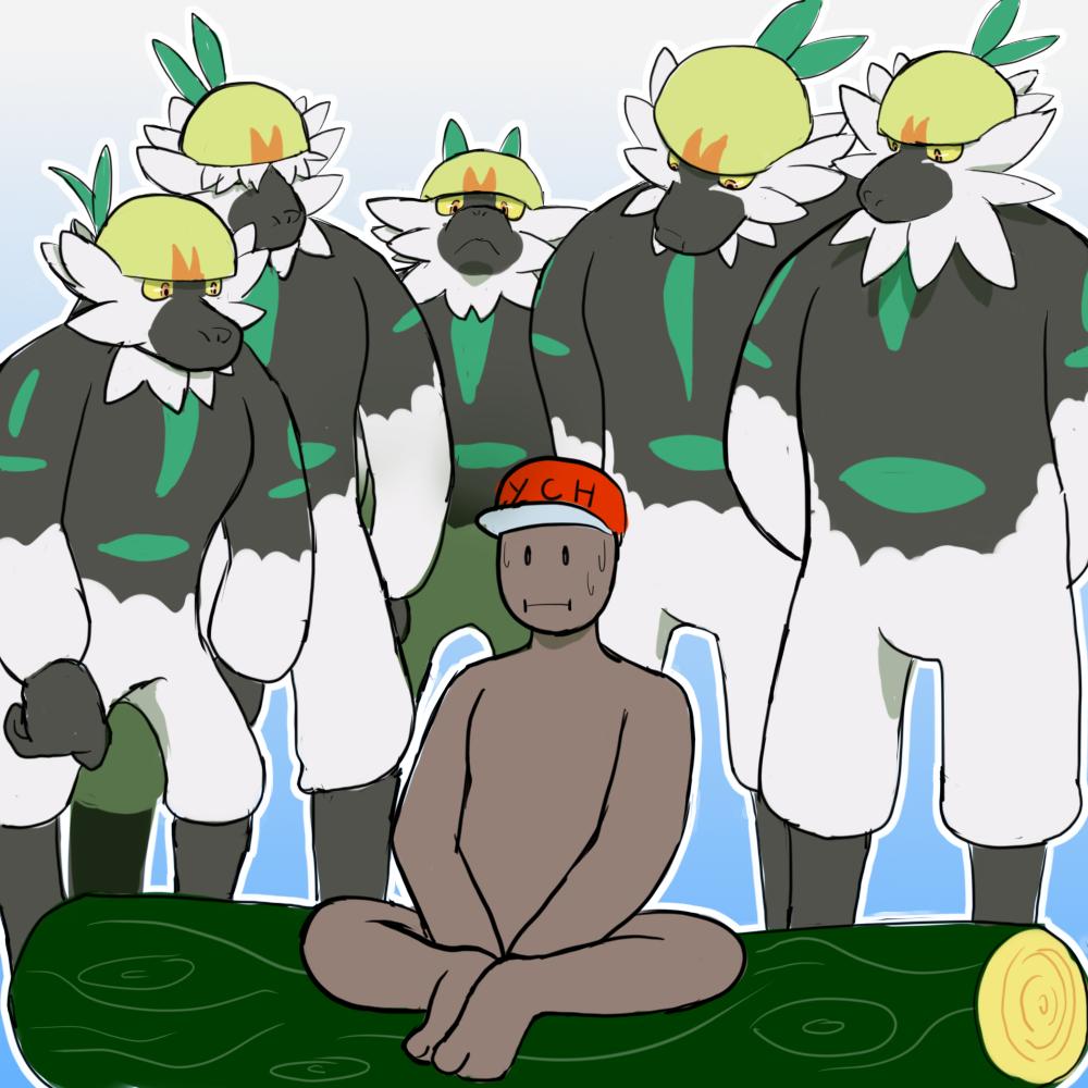 20. Horde encounter, No pokemon