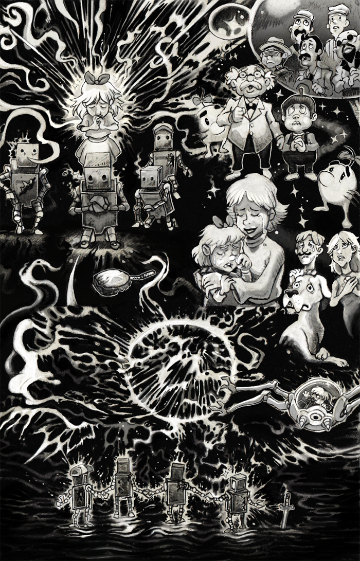 Earthbound finale 4 of 5