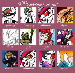 2014 Summary of ART!~
