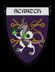Scratch Heraldry Commission