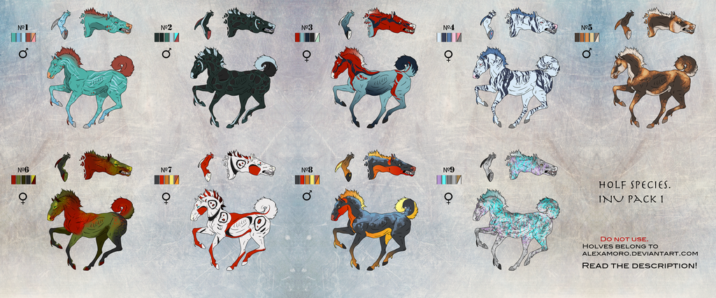ADOPTS OPEN |HOLF SPECIES: INU|