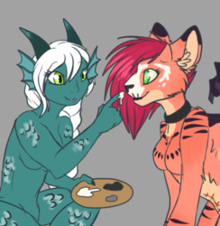 [Stream Comm] Face Painting