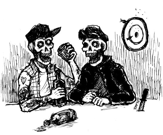 Drinkin' Dead