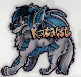 Katalist by Skugg