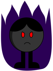 Dark Orange Ball
