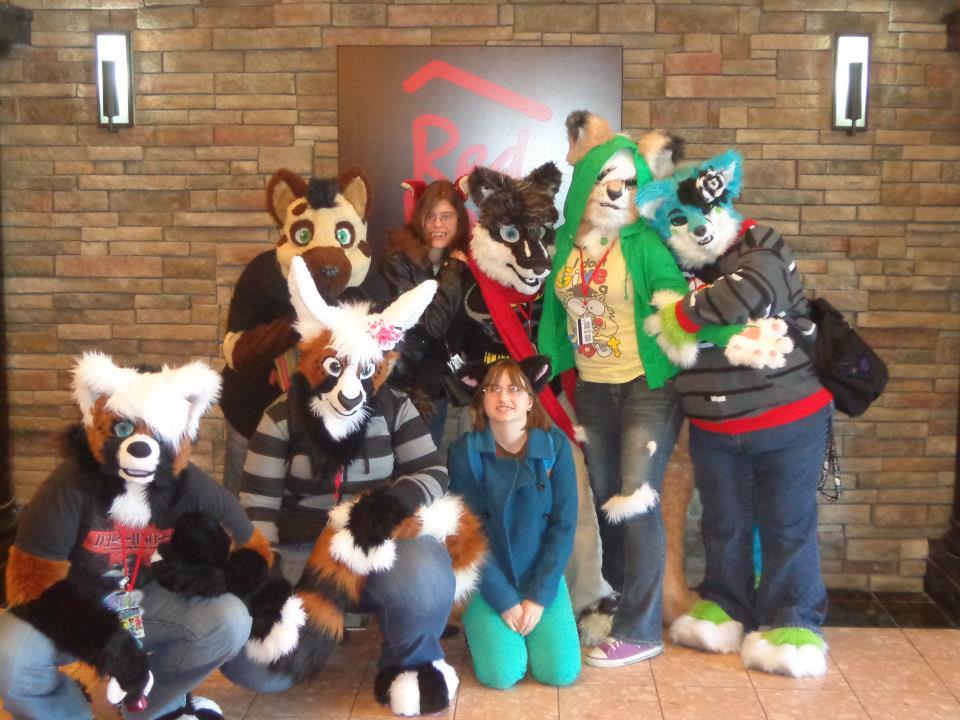 Ohayocon 2013 first group photo