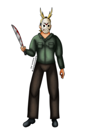 Jason Voorhees All Might