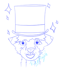 Rico In a Top Hat