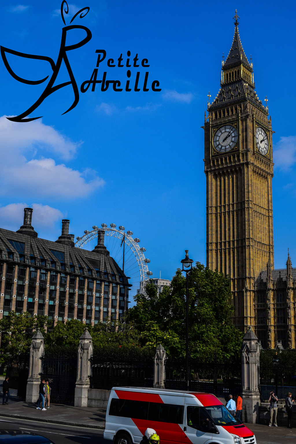 Big Ben and the Eye