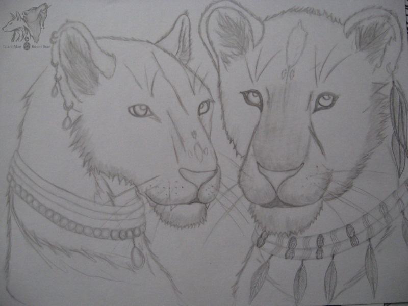 Halimah and Kamaria