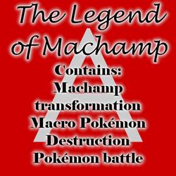 The Legend of Machamp