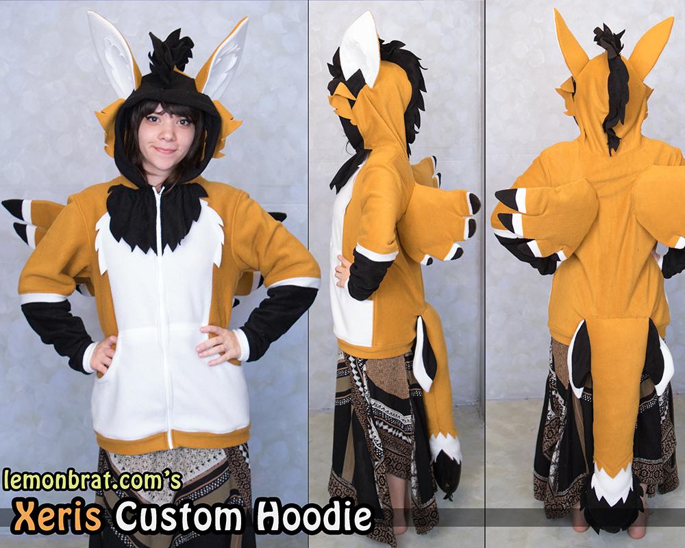Xeris Custom Hoodie