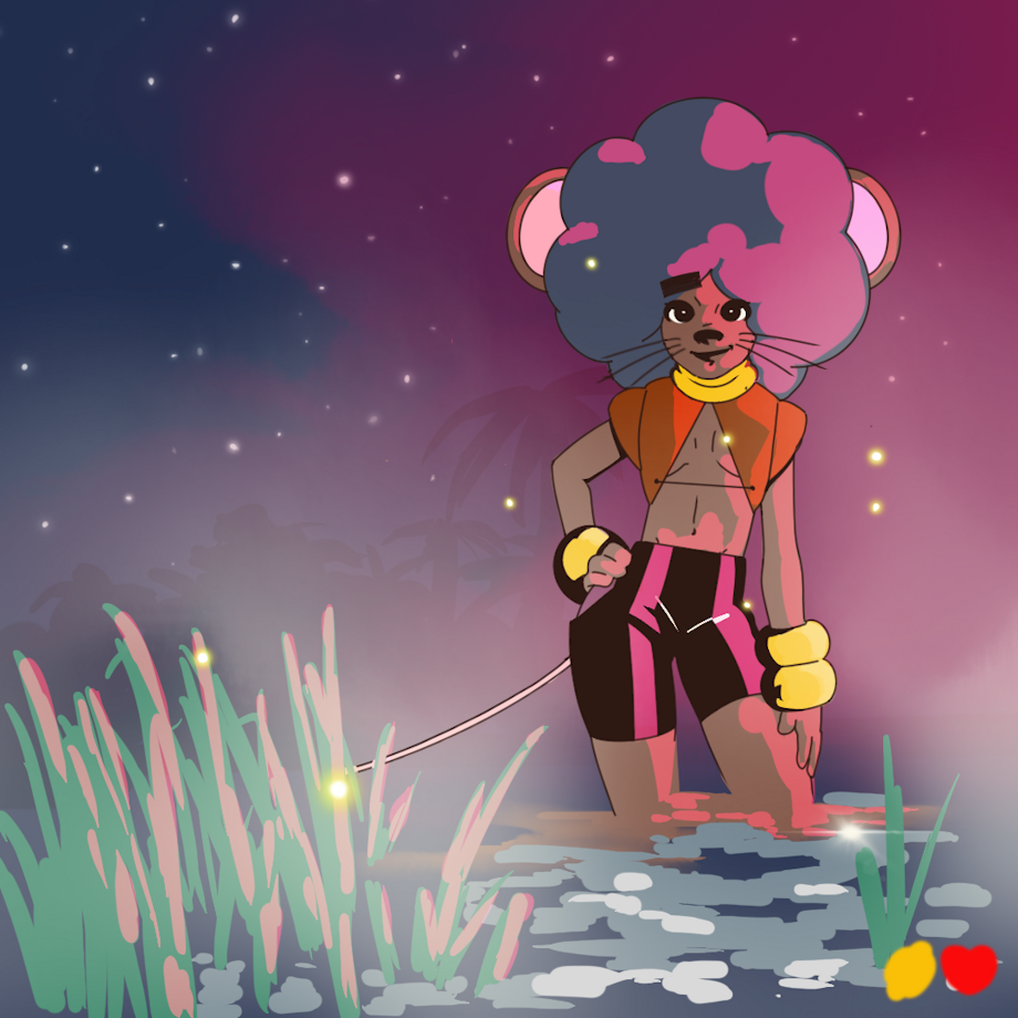 Most recent image: Nigh at River