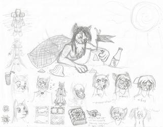 Doodles - Shinskii (again)