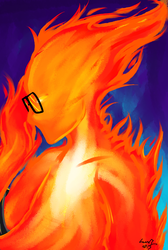 grillby's pretty hot (old)