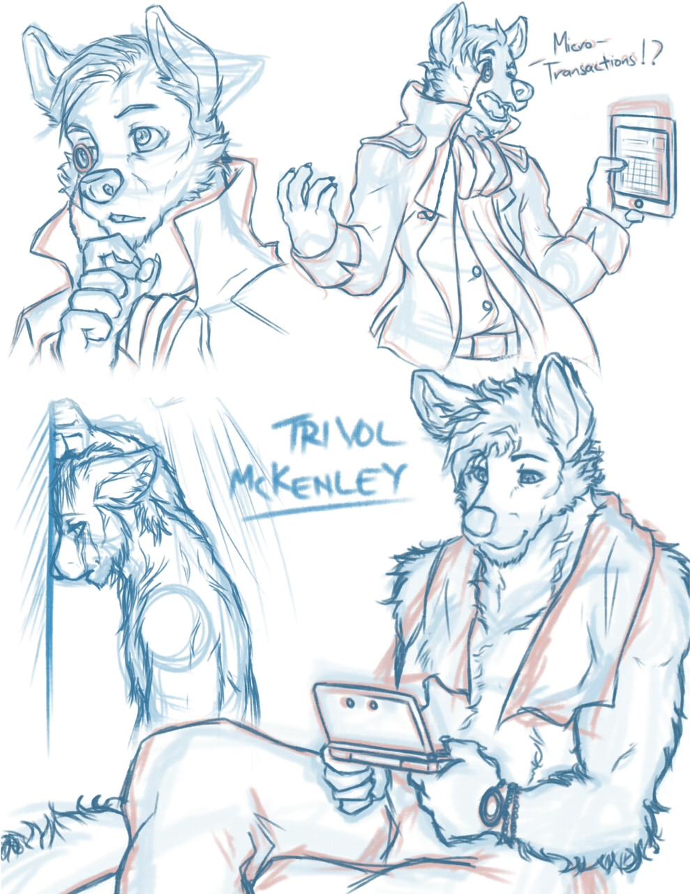 The Life of Trivol McKenley