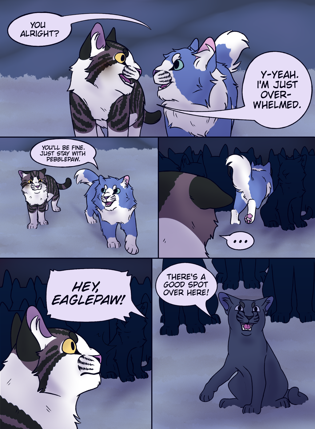 Most recent image: Eastern Storms Page 14