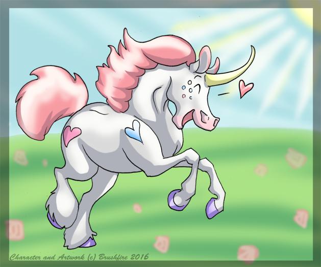 Mr Happy Unicorn