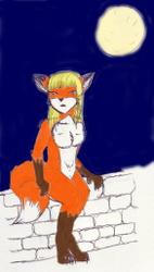 Nikki - Atop the Wall (wip)