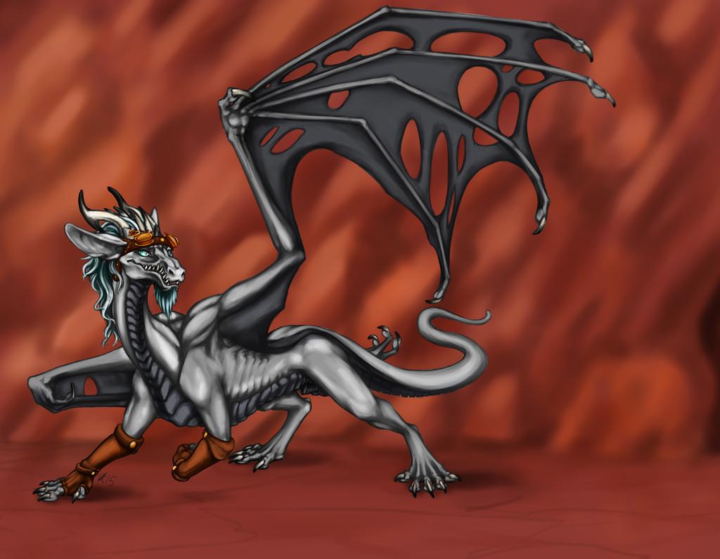 Rip dragon