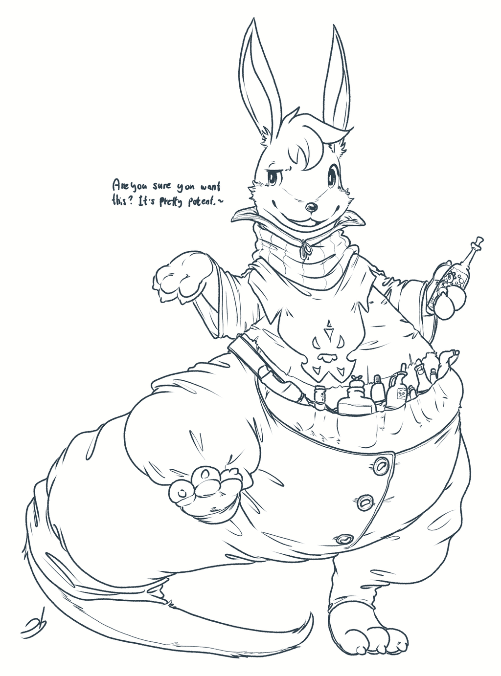 Roo Potion Seller