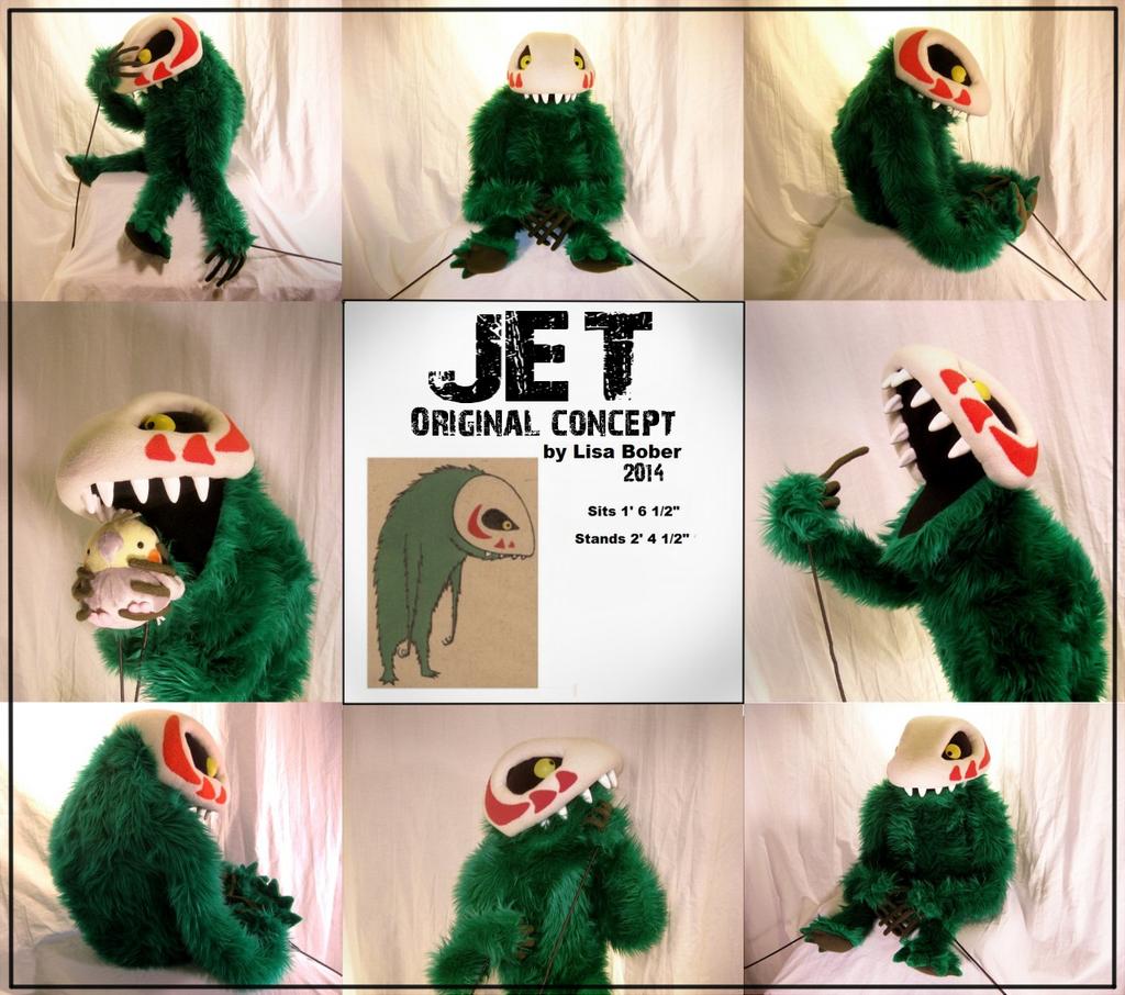 Jet - Monster Puppet 2014