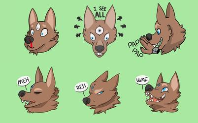 Telegram Riven Stickers!