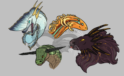 Dragon Bust Requests