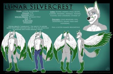 Commission: Lunar Silvercrest