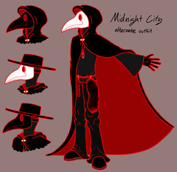 Midnight Alt Outfit