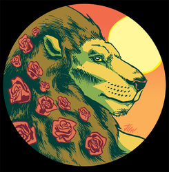 Con*Tact Work: ROSE LION
