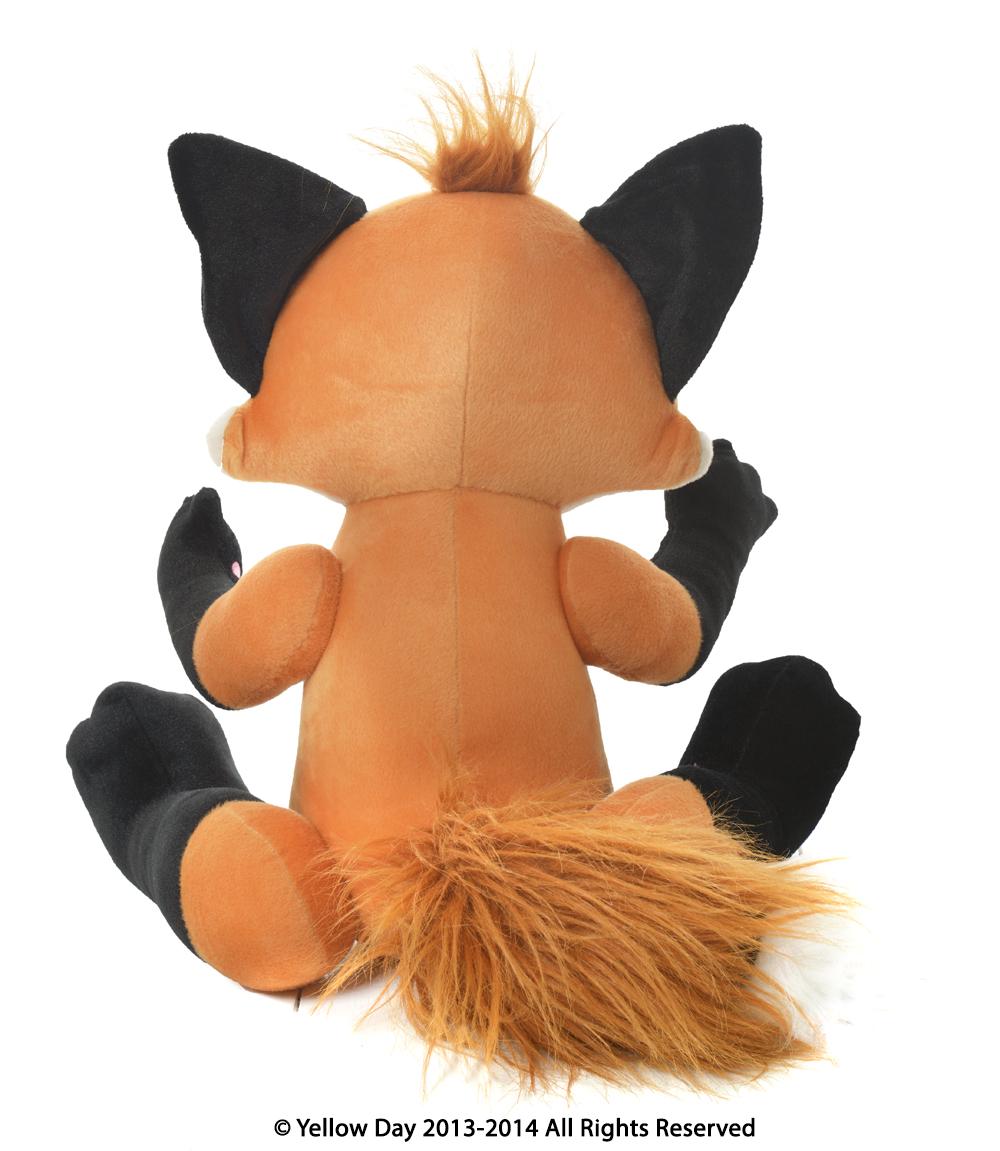 Jun's fluffy tail!