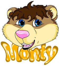 Monty Badge icon by BentoTheChusky