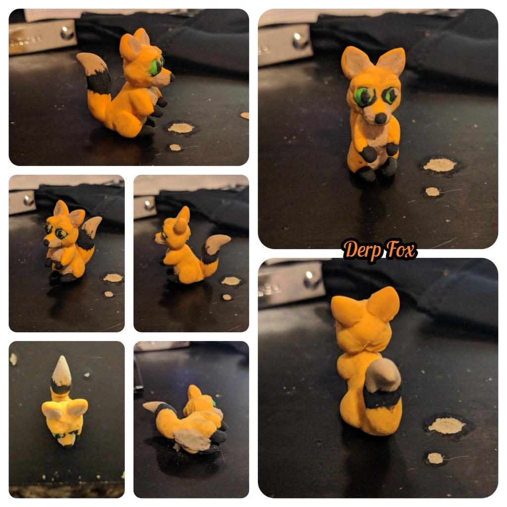[R] Derp Fox Sculpt