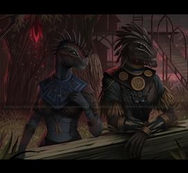 [Commission] Argonians
