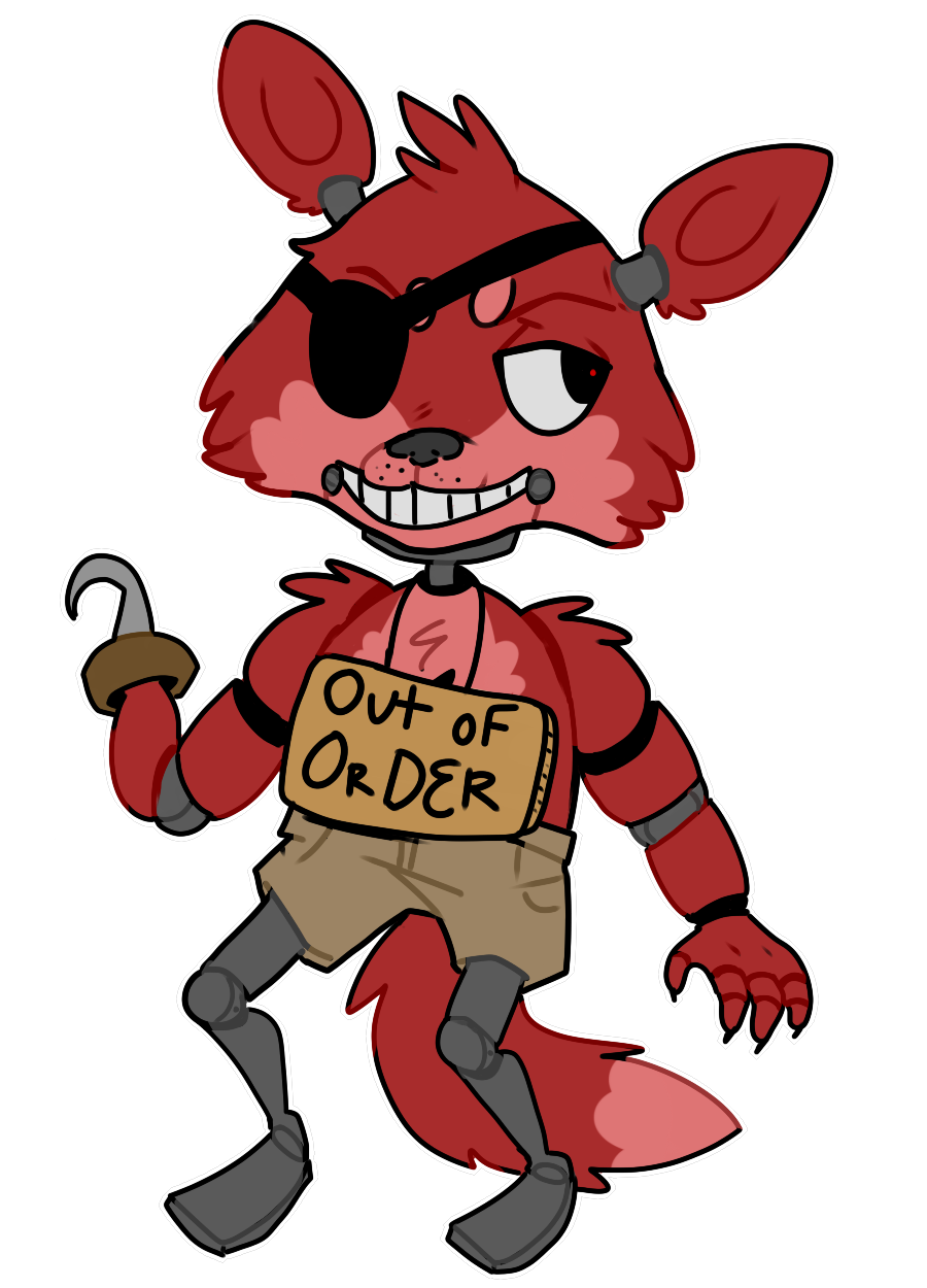 Most recent image: yo FUCK foxy