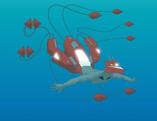 190527 Mermay Kraken