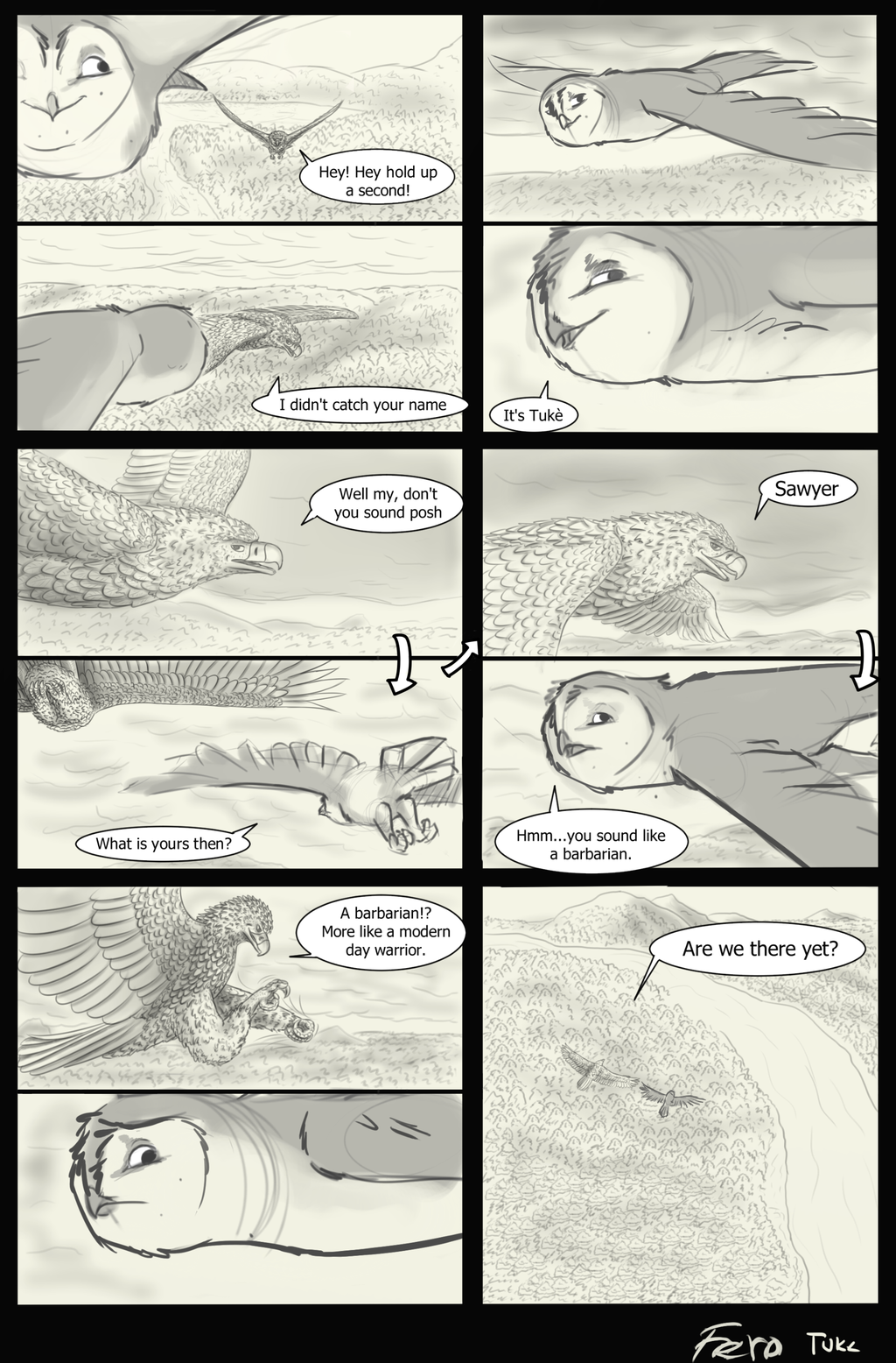 Most recent image: The Owl's Hollow - Page 3