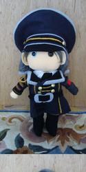 Army Plushie