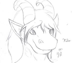 Drawing For Kelo