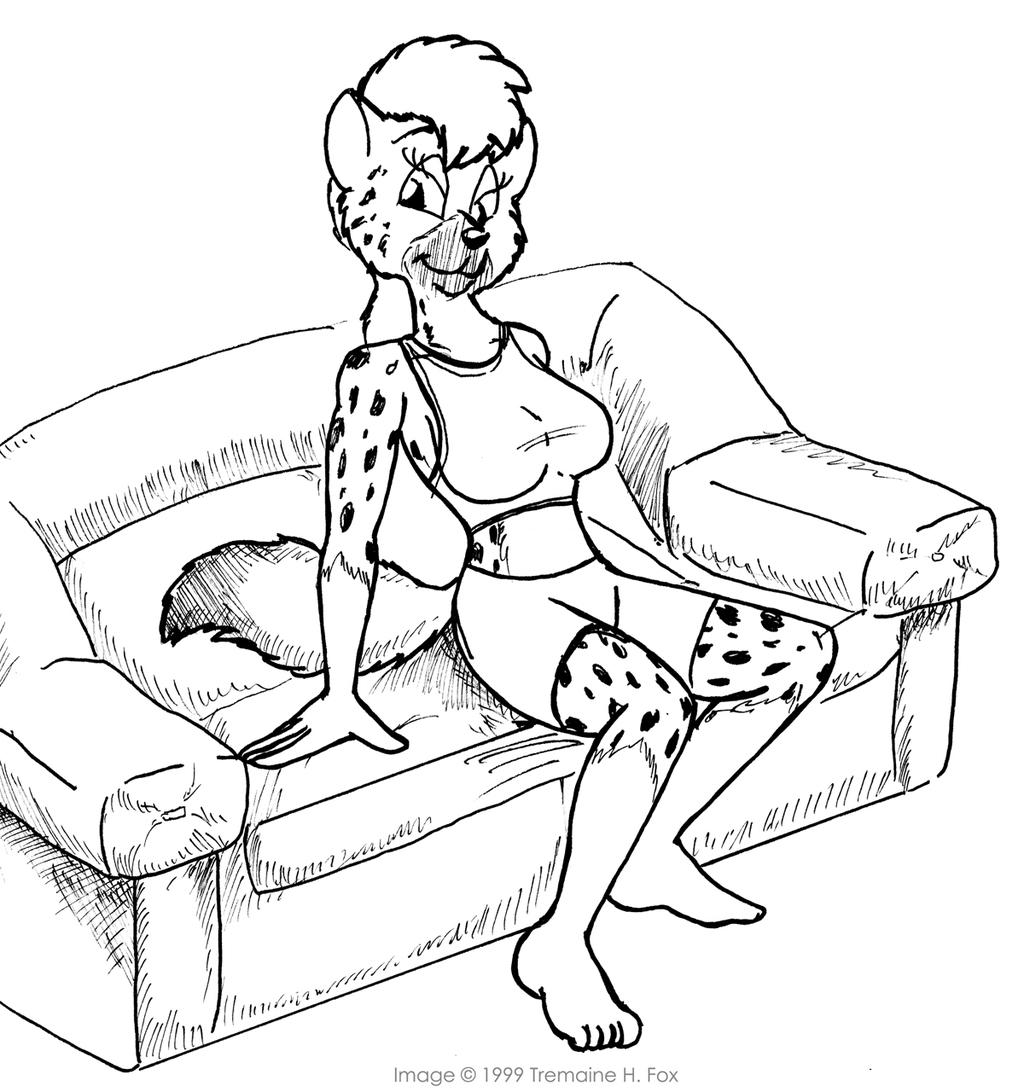 (1999) Hyena Femme