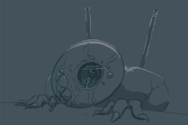 Creeper Doodle